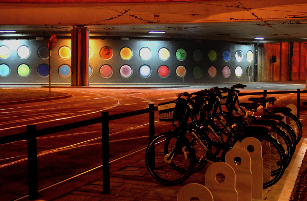 Mogilskie bikes by Hurricane007