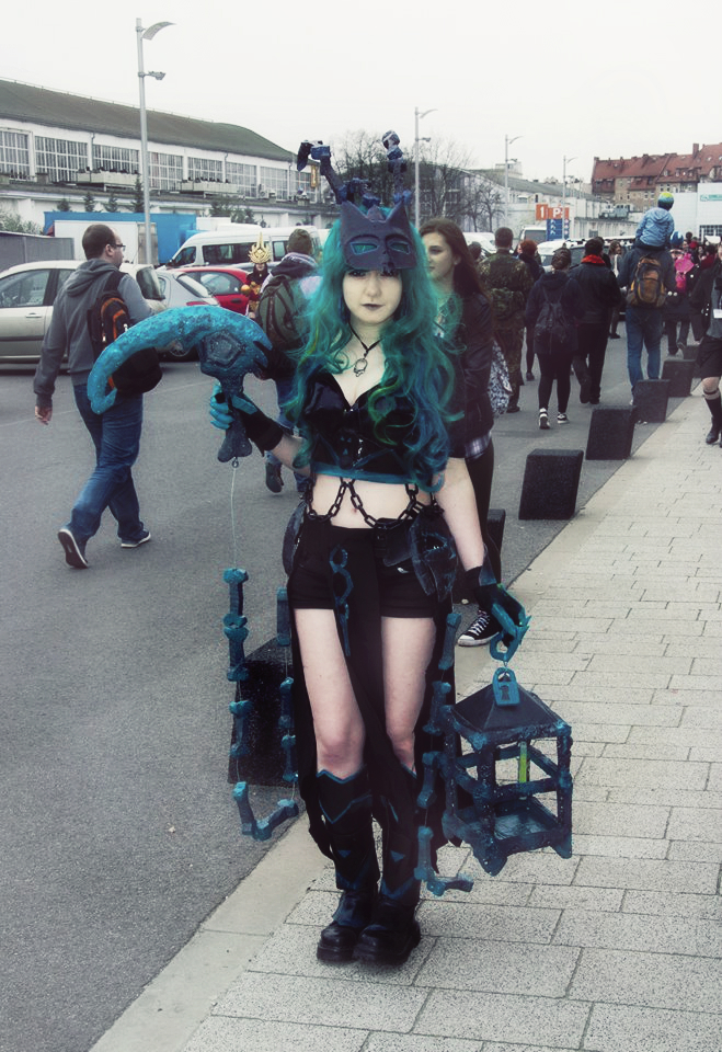 Thresh cosplay (leagueoflegends) by Hurricane007