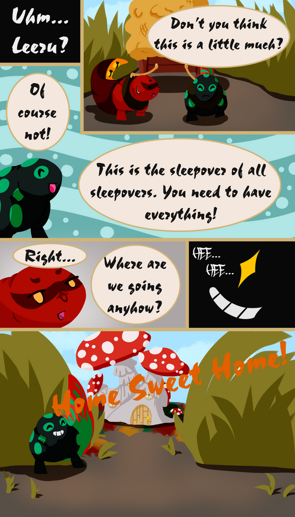 Changing of Seasons (Pg. 2) by ScalpelUser
