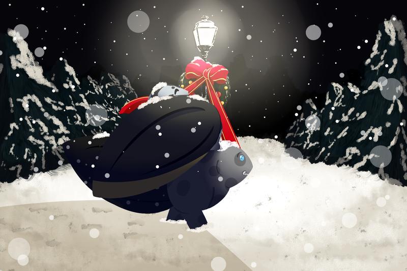 Secret Santa 2014: Silent Night by ScalpelUser