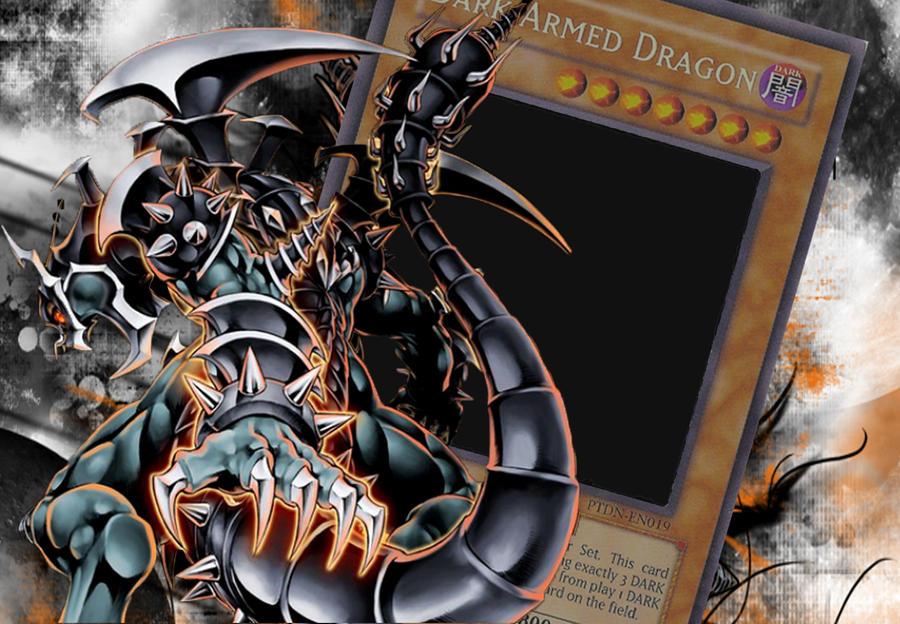 Dark Armed Dragon by Fallnangel7 on DeviantArt