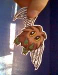 Winged Kuriboh Paper Child