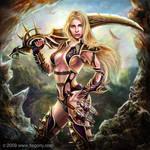 warrior babe 1