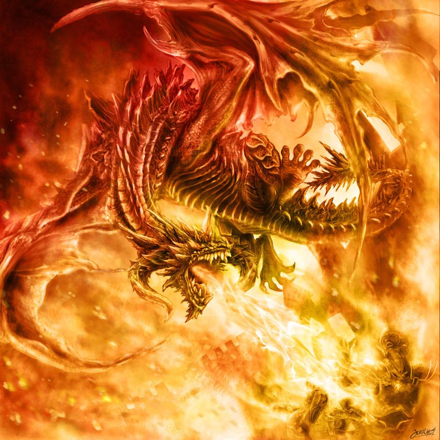 dragon by loztvampir3