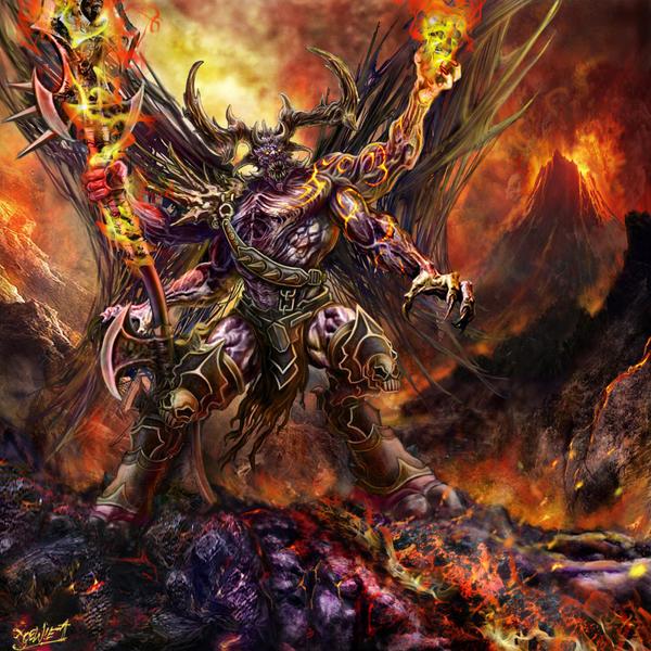 devil - surks groundbreaker by loztvampir3