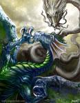 Silence- Silver Dragon