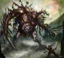 Blade Golem by loztvampir3