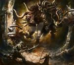 minotaur encounter
