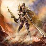 warrior f