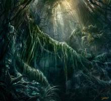 forest by loztvampir3