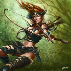 hunter by loztvampir3
