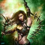 Hottie Warrior 2