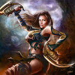 hottie warrior 4