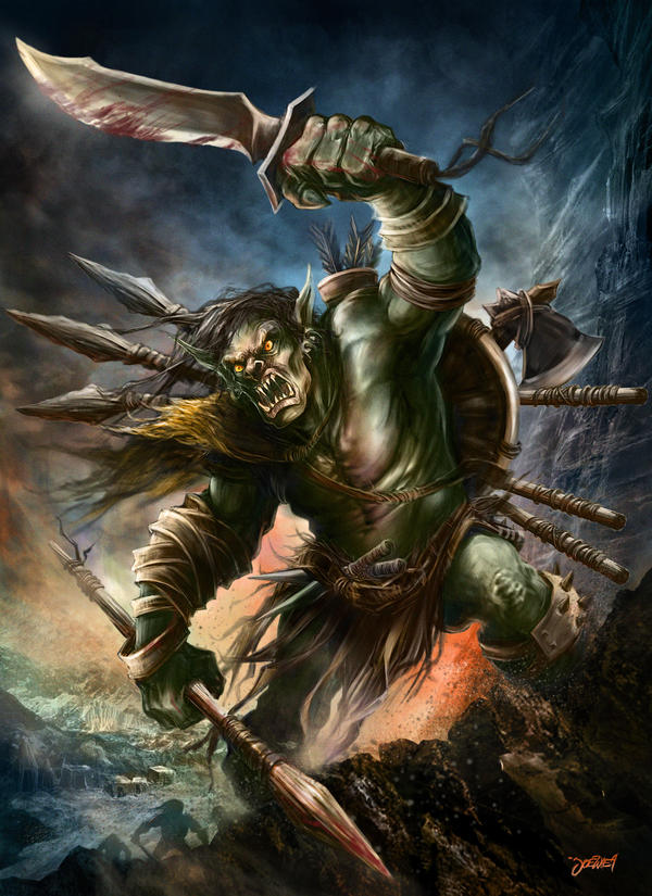 weaponmaster by loztvampir3