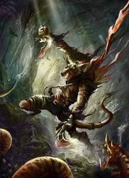 Ratman Stalker by loztvampir3
