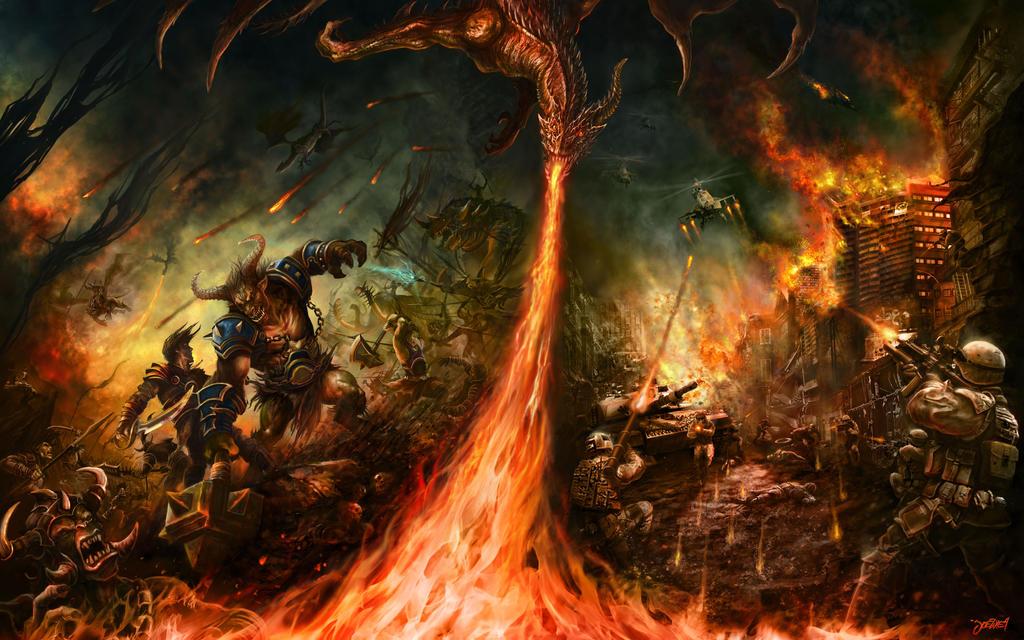 Battlefield Gamers Homepage by loztvampir3