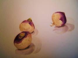 Navets / turnips