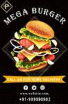advertising megaBurger