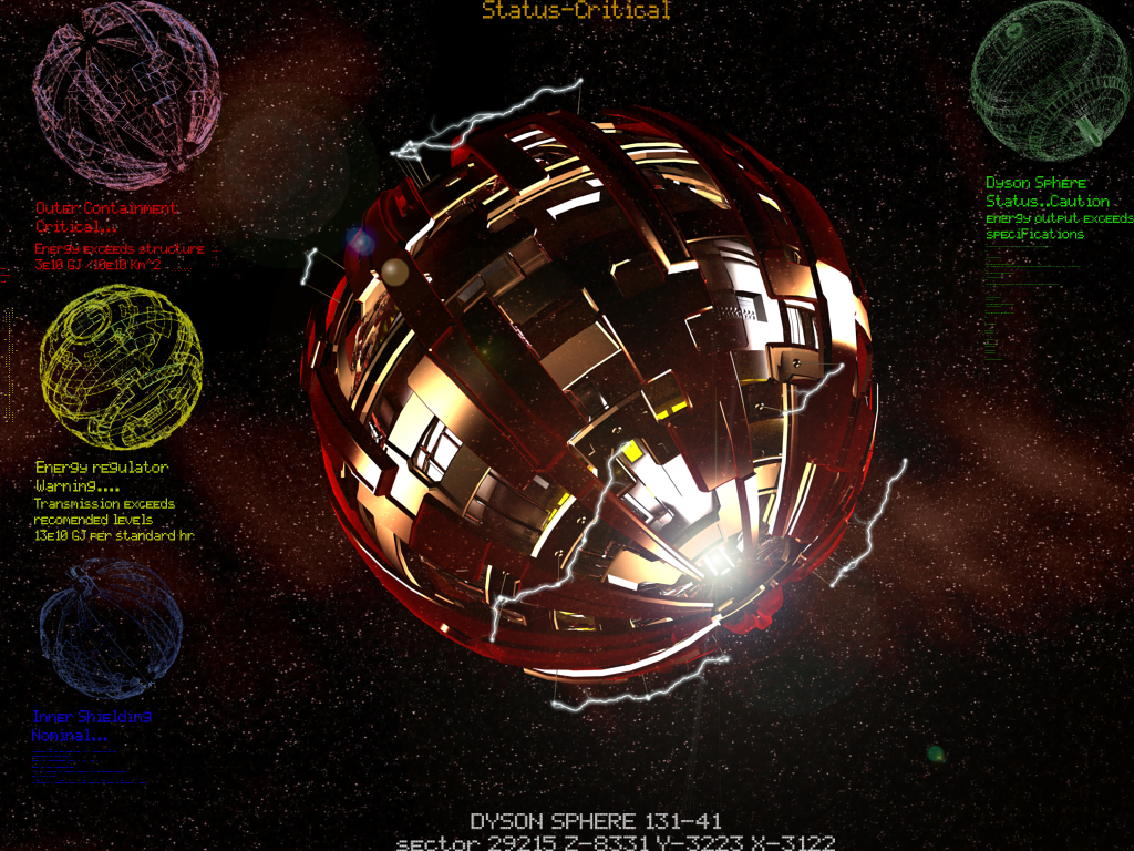 dyson sphere-critical by rastill on DeviantArt