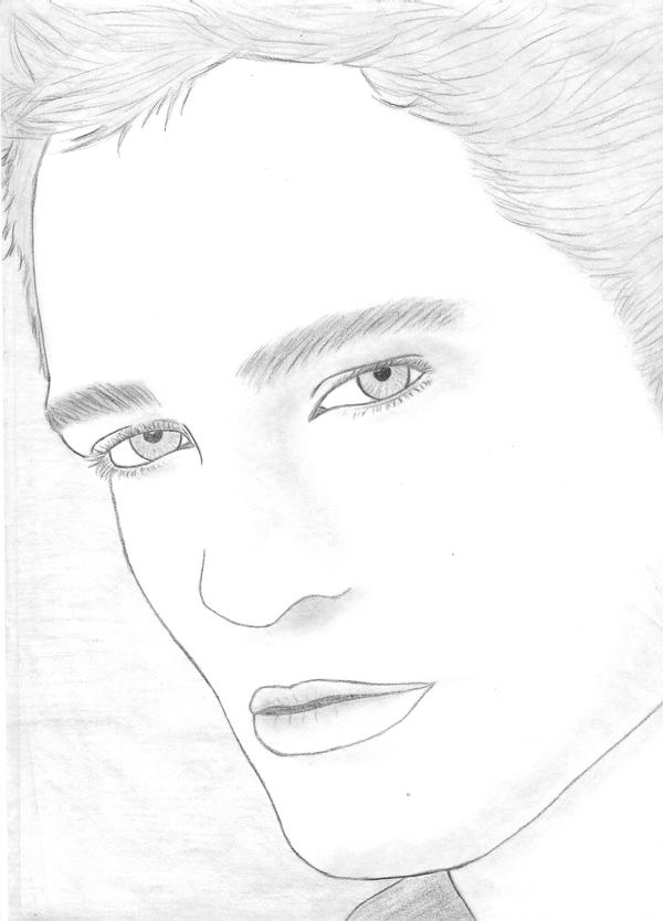 Robert Pattinson by Kataang-crazy