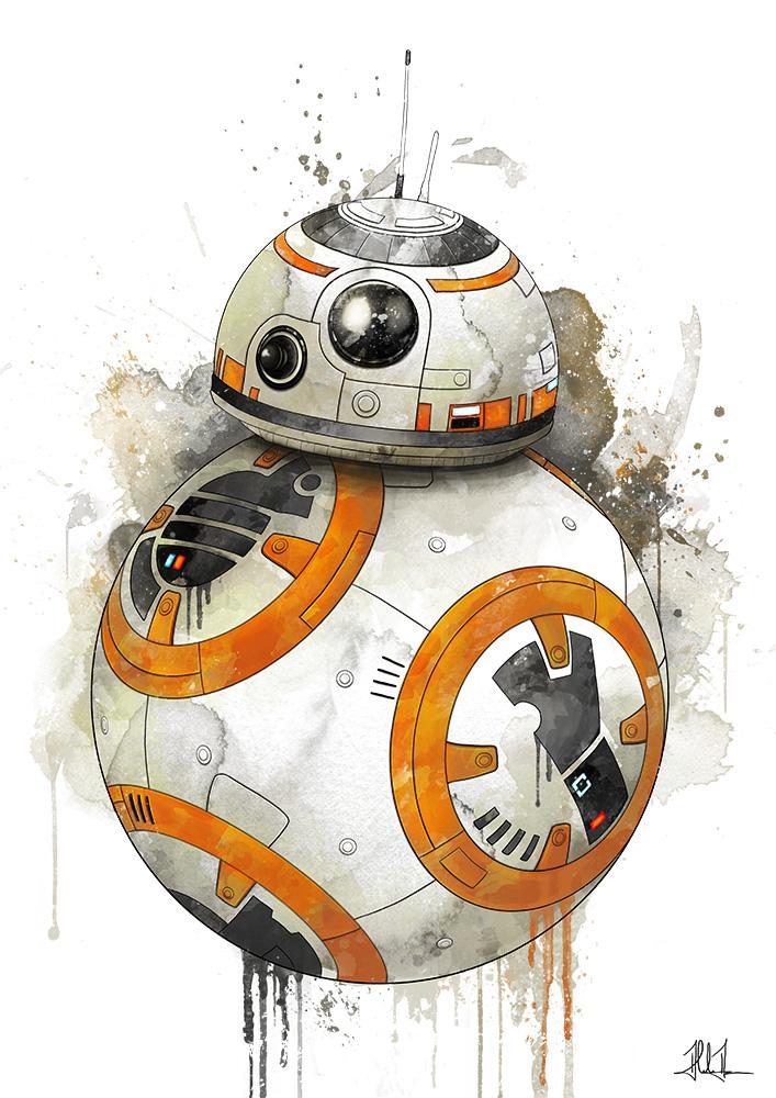 BB-8 by AlexAasen