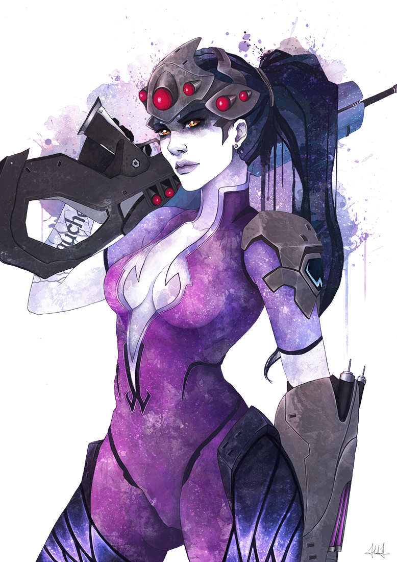 Widowmaker by AlexAasen