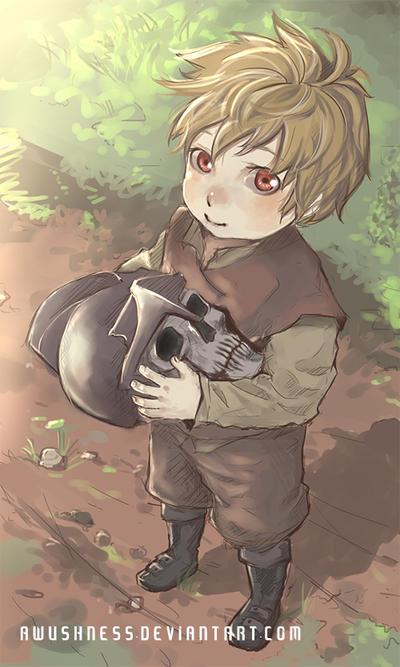 Skull+Kid by cmaemon