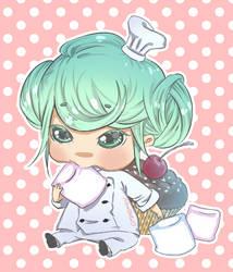 Chef Chibi by cmaemon