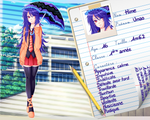 [SS] HIME Umao - Fiche personnage