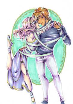 [HU] Elya and Andrew - Dancing