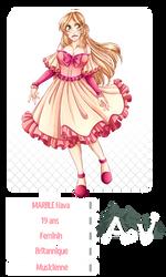 [AOV] Fiche personnage - Nava MARBLE