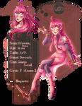 [MIAM] Fiche personnage - ERESHKIGAL Bianca