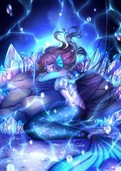 [CH] Let's draw - Merry - Cybermermaid