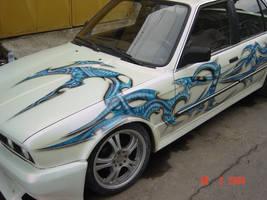 BMW by zainea