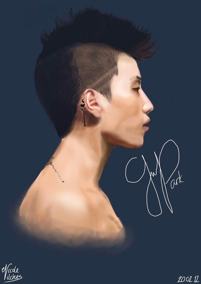 Jay Park by nicoruXD