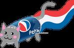 Pepsi nyan cat