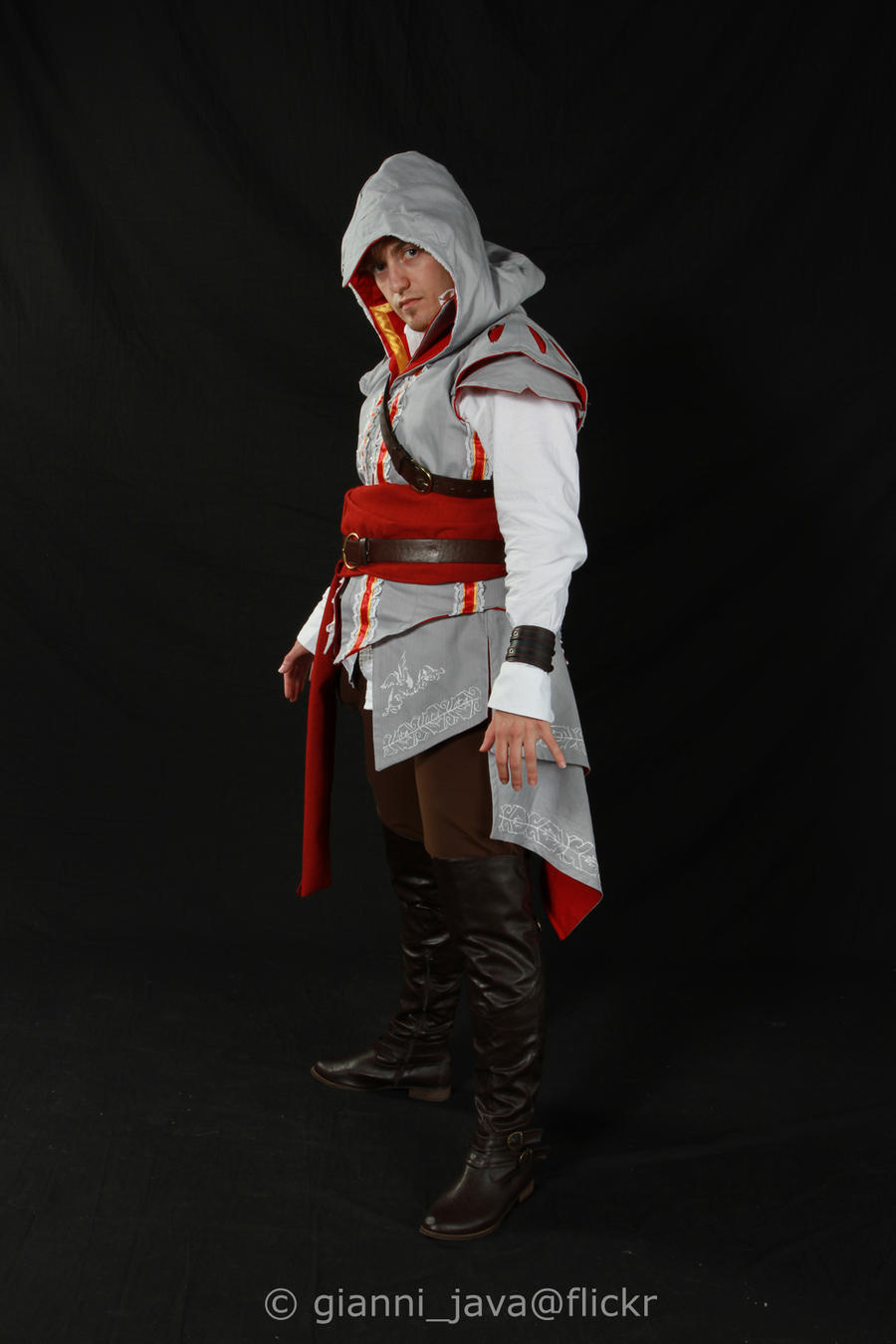 Ezio - Cosplay by Shinri-san