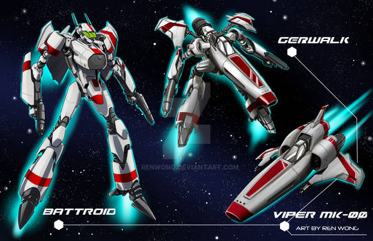 Battlestar Macross Small