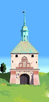 Summer Gate Tower