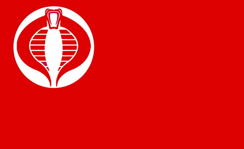 Flag of Cobra 1 by omkr01