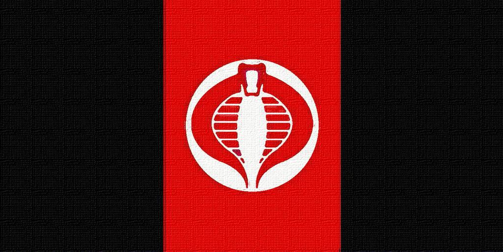 COBRA ISLAND FLAG by omkr01