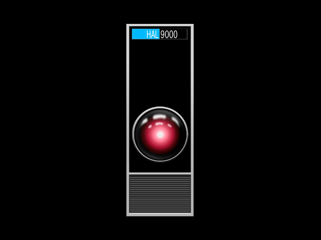 hal 9000 by ellisar on deviantart