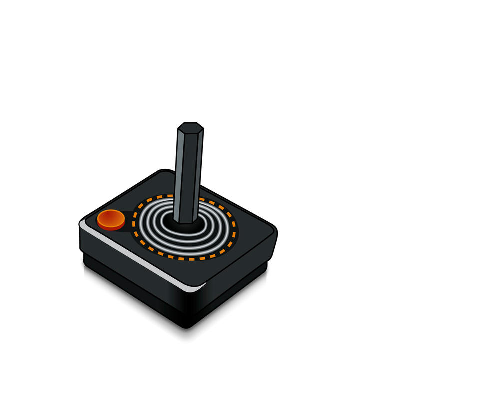 atari controller by ellisar
