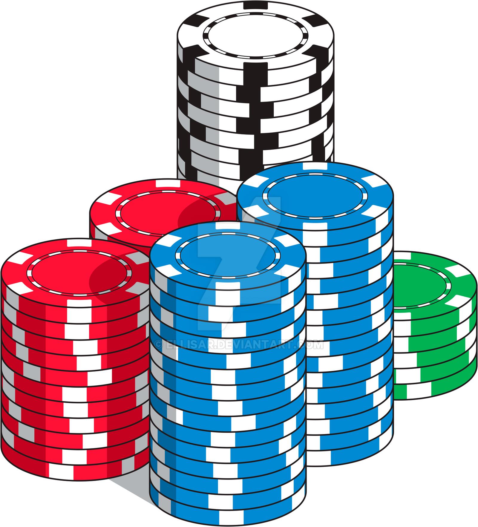 Poker Clip Art