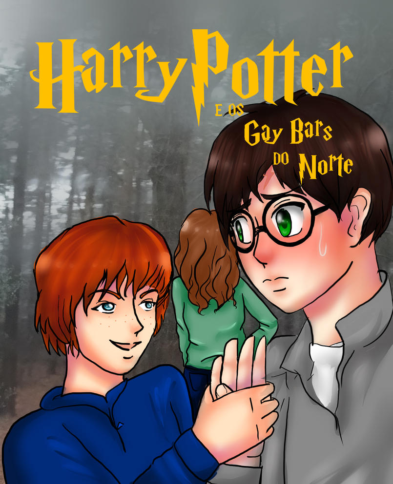 Harry potter gay hairy potter