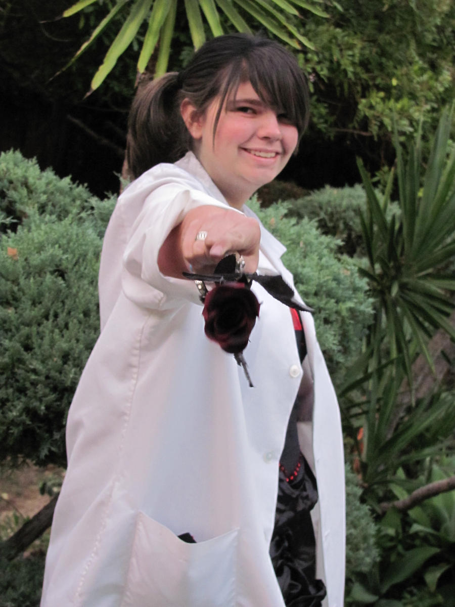 Me as Abby Sciuto II by ~DannyMarie on deviantART