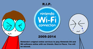 R.I.P. Nintendo Wifi Connection by jakelsm