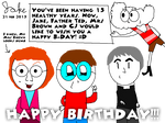 Birthday Letter to my friend