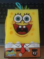 SpongeBob Bath Sponge by jakelsm