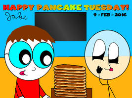 Pancake Tuesday by jakelsm